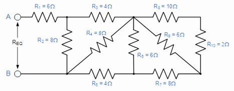 Combination Circuits Worksheet with Answers Lovely Resistor Binations