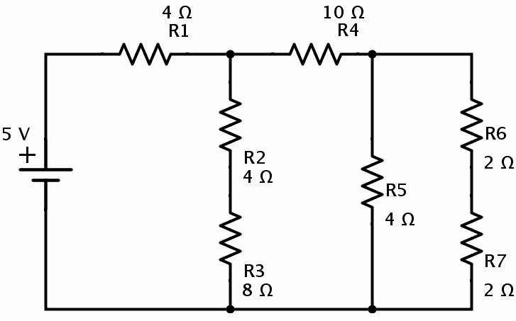 Combination Circuits Worksheet with Answers Lovely Resistors In Series and Parallel Bination Of Networks