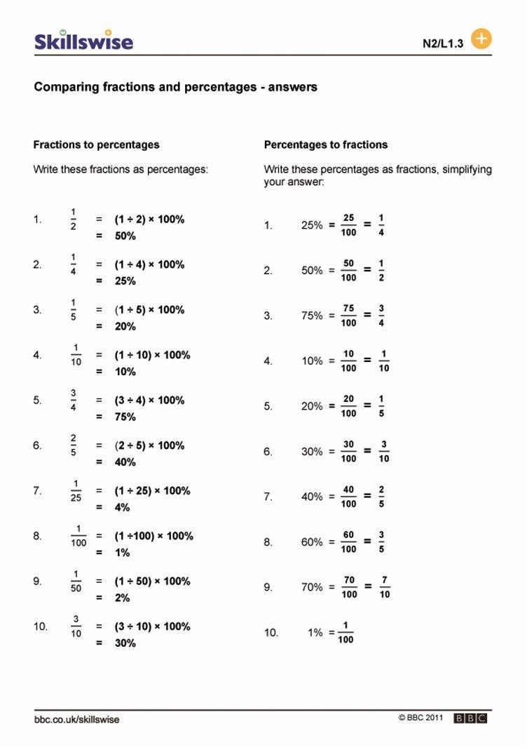 Comparing Fractions and Decimals Worksheet Luxury Edexcel Gcse Mathematics B Maths Printable Worksheets Ks2