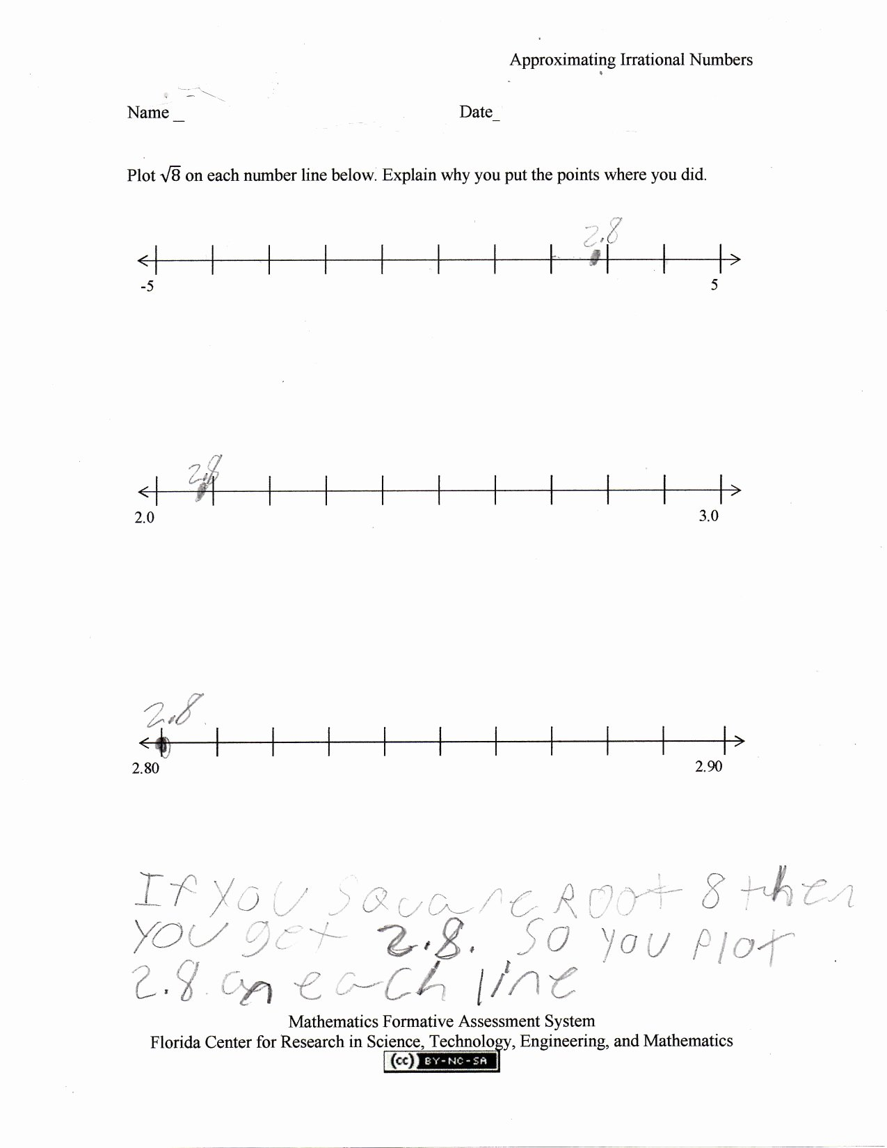 Comparing Rational Numbers Worksheet Fresh Identify Rational and Irrational Numbers Worksheet the