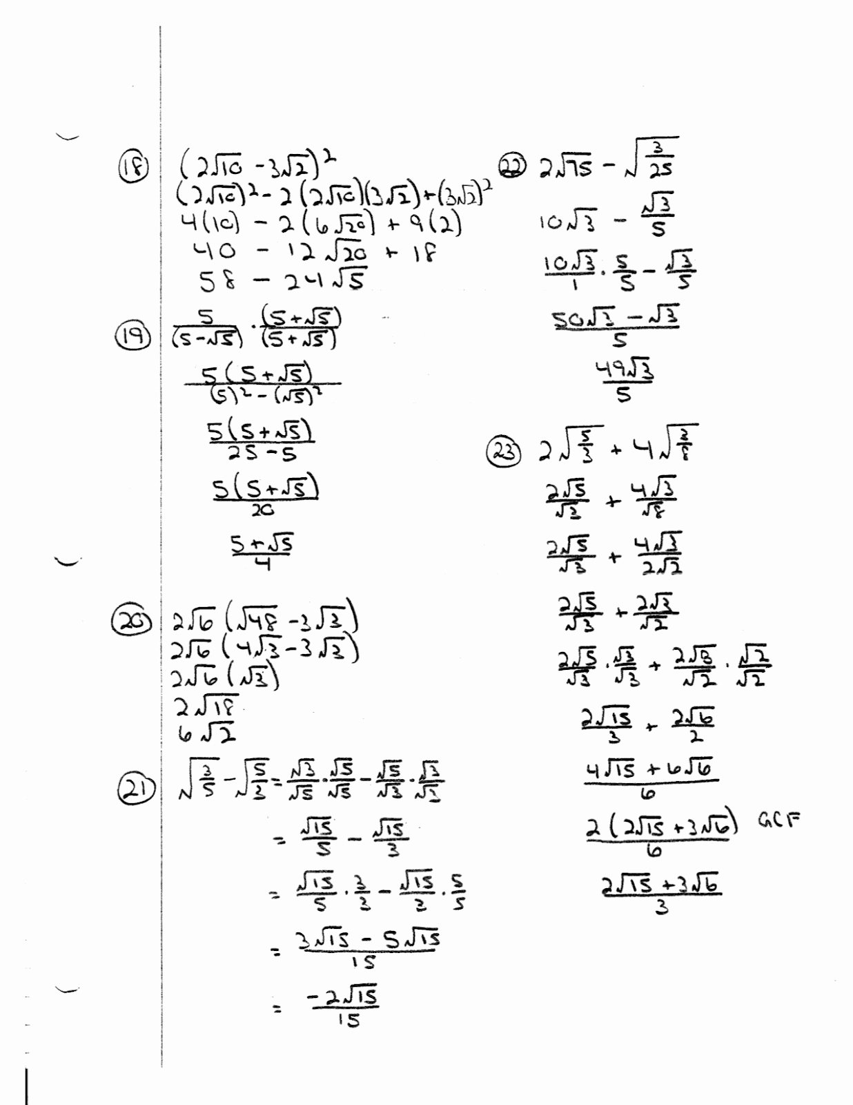 Completing the Square Practice Worksheet Elegant Pleting the Square Worksheet Practice B