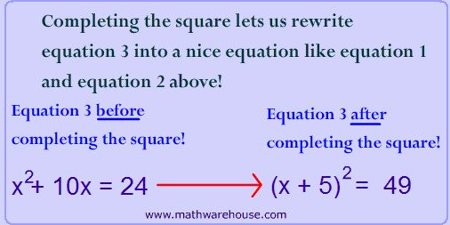 Completing the Square Practice Worksheet Inspirational Pleting the Square Worksheet