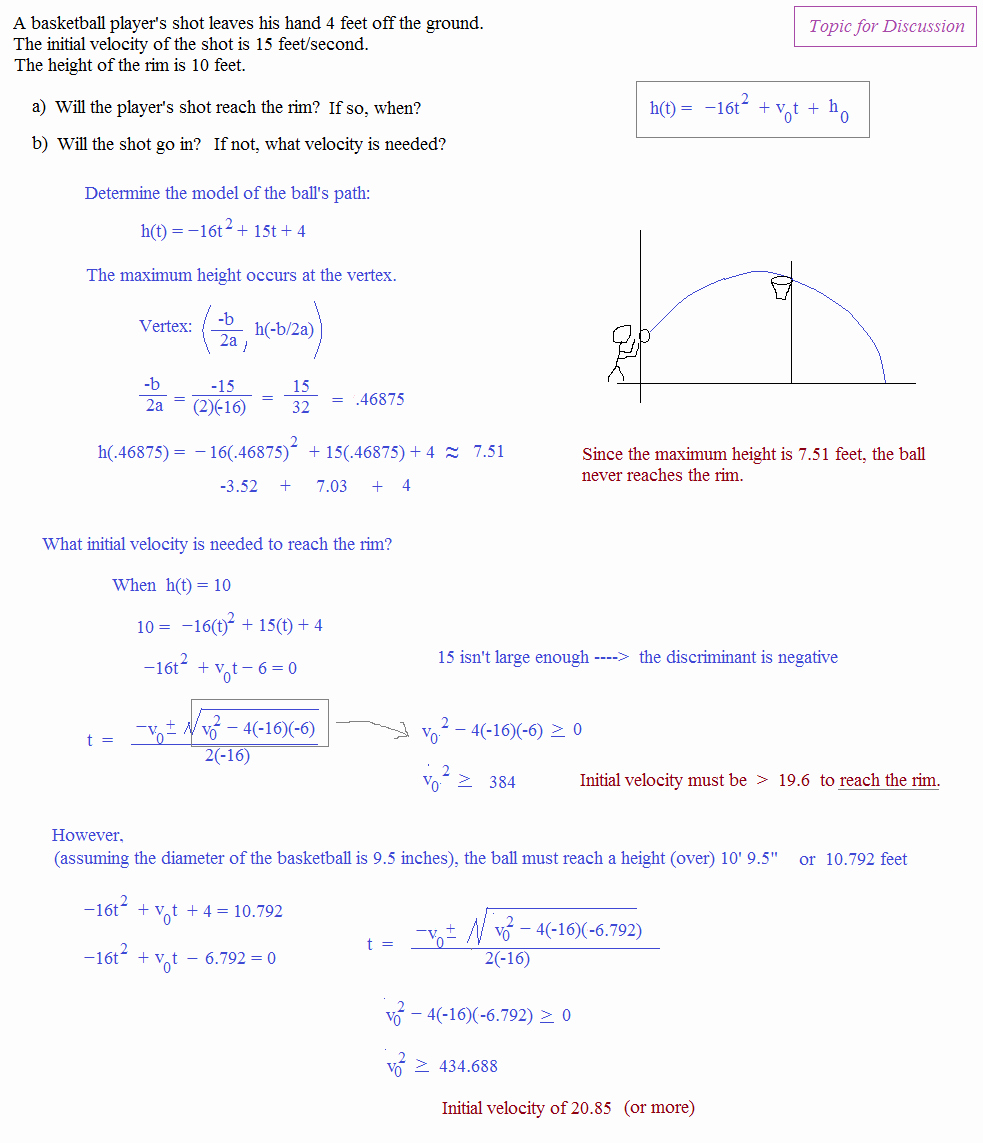 Composition Of Functions Worksheet Answers Luxury Precalculus Position Functions Worksheet Answers the