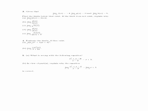 Composition Of Functions Worksheet Luxury Limits Of Position Functions Worksheet for 11th 12th