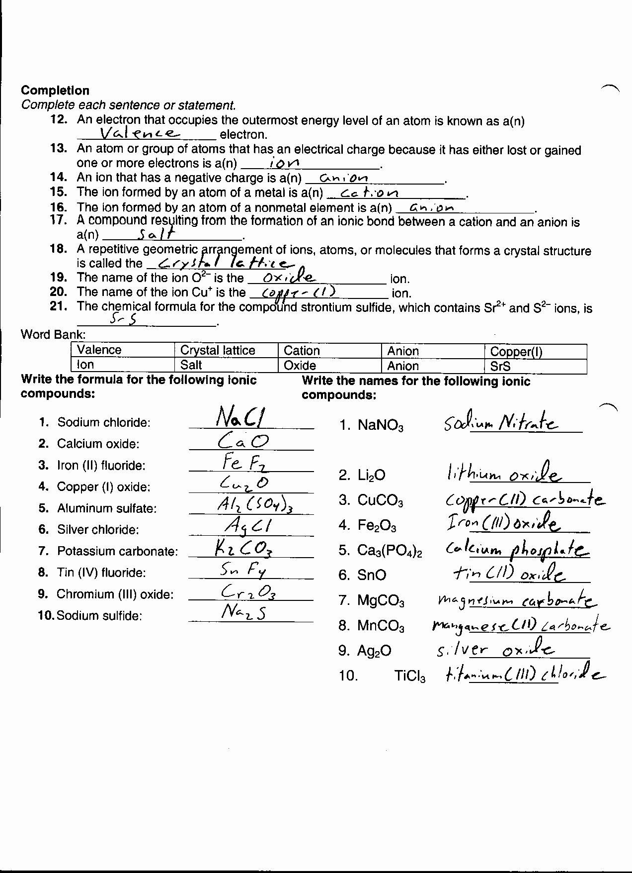 Composition Of Matter Worksheet Awesome 48 Worksheet Classification Matter Homework Calendar