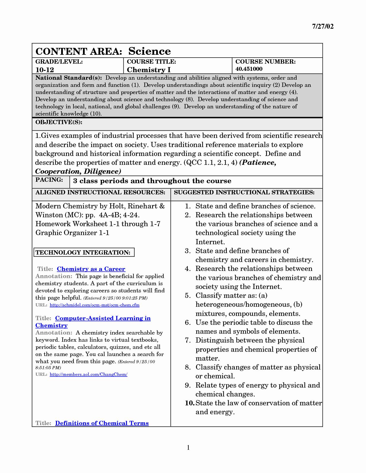 Composition Of Matter Worksheet Lovely 15 Best Of Nuclear Chemistry Worksheet Answer Key