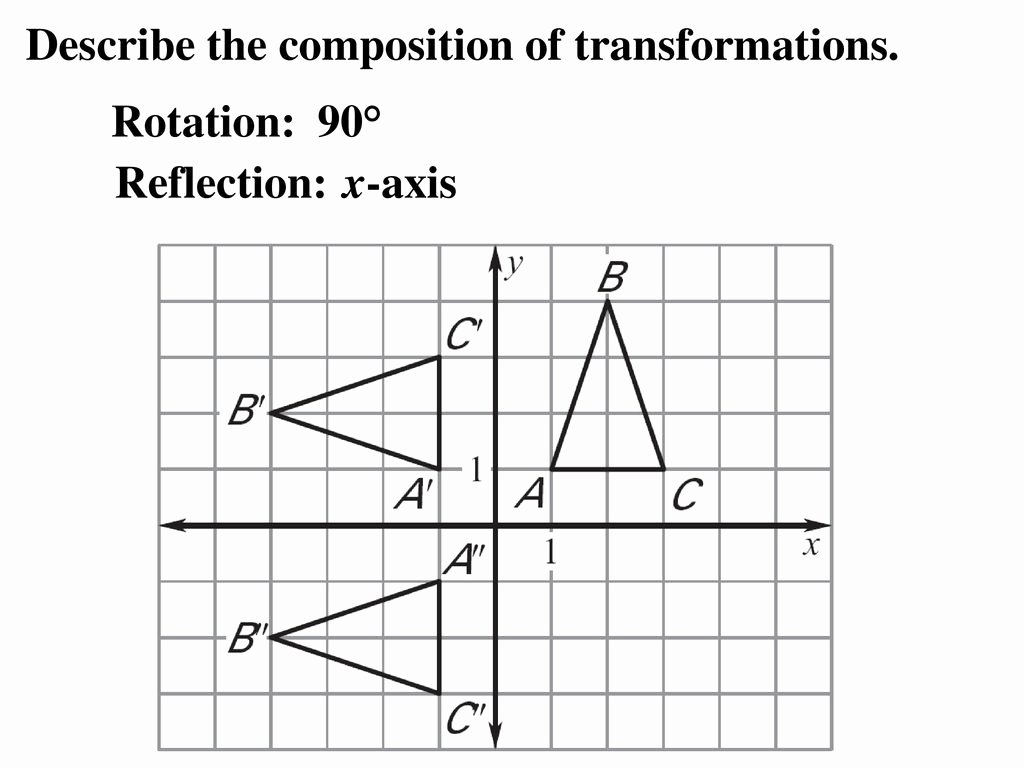 Composition Of Transformations Worksheet Fresh Transformations Geometry Worksheet