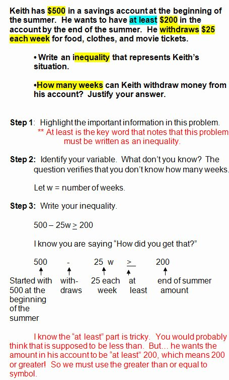 Compound Inequalities Worksheet Answers Fresh Pound Inequalities Worksheet