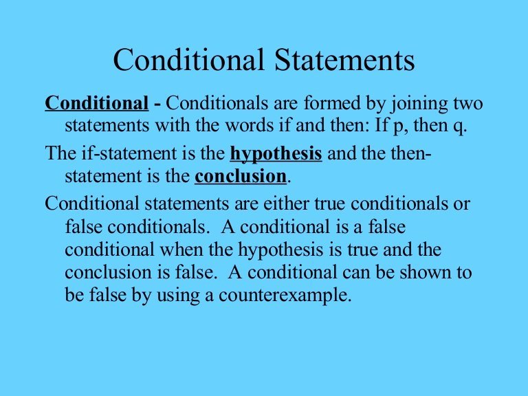 Conditional Statement Worksheet Geometry Awesome Conditional Statements