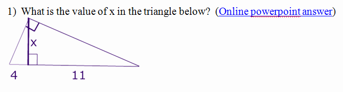 Congruent Triangles Worksheet Answer Key Inspirational Right Similar Triangles Worksheet and Answer Key