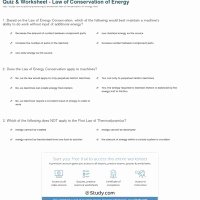 Conservation Of Energy Worksheet Answers Beautiful Percentage Worksheets with Answers