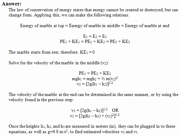 Conservation Of Energy Worksheet Answers Fresh Energy On A Roller Coaster Activity
