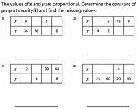 Constant Of Proportionality Worksheet Fresh Constant Of Proportionality Worksheets