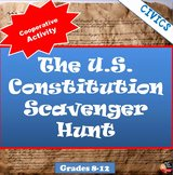Constitution Scavenger Hunt Worksheet Awesome 9th Grade Government Worksheets