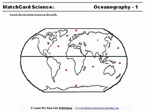 Continents and Oceans Worksheet Elegant 23 Best Images About Help Kids Learn About Continents On