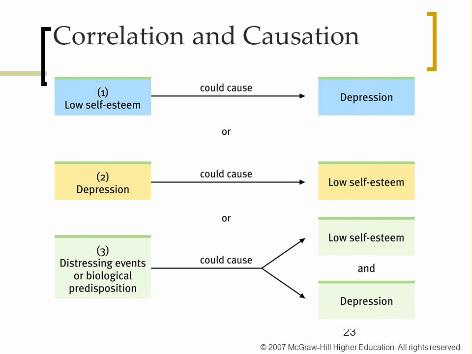 Correlation Vs Causation Worksheet Unique Correlation and Causality Video