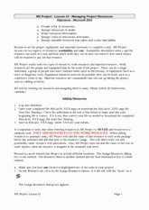 Week 2 Cost Benefit Analysis Alternative A Worksheet