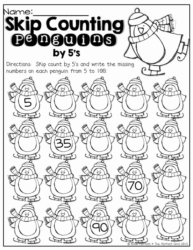 Count by 5s Worksheet Unique Pin by Wild Mountain On School Ideas