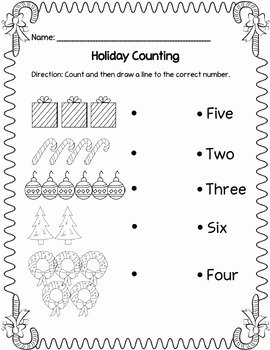 Counting by 2's Worksheet Fresh Holiday Counting 1 10 Worksheets and Flashcards