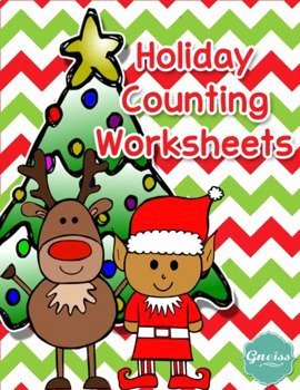 Counting by 2's Worksheet Inspirational Holiday Counting 1 10 Worksheets and Flashcards