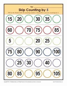 Counting In 5s Worksheet Awesome 54 Best Counting by 5 S forward and Backward Images On