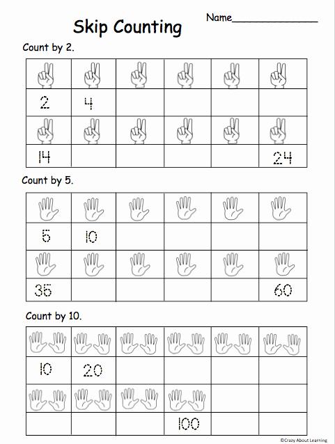 Counting In 5s Worksheet Unique Free Spring Kindergarten Math Addition Worksheets