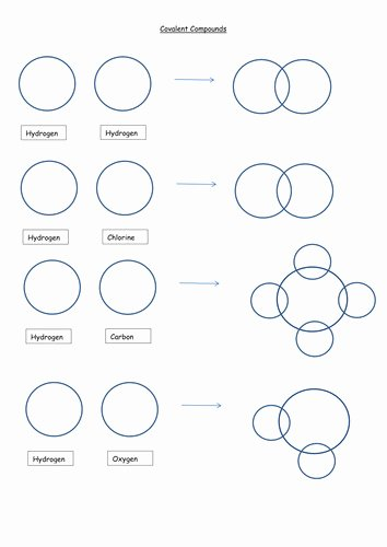 Covalent Bonding Worksheet Answers Fresh Covalent Bond Worksheet