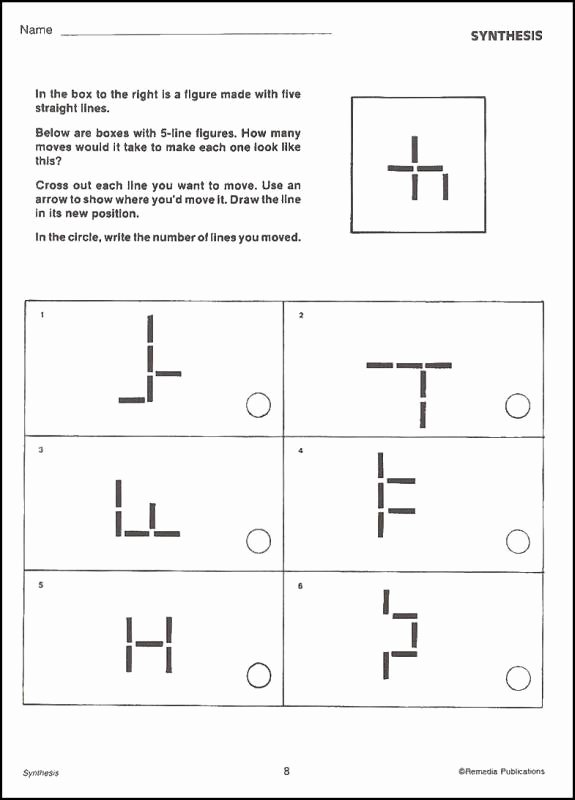 Critical Thinking Skills Worksheet Best Of Critical Thinking for Grade 2