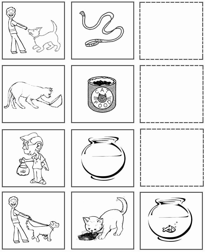 Critical Thinking Skills Worksheet Best Of What Happens Next Worksheet Future Slp