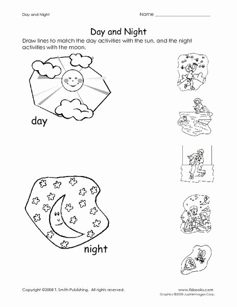 Day and Night Worksheet Beautiful 17 Best Images About Projects to Try On Pinterest