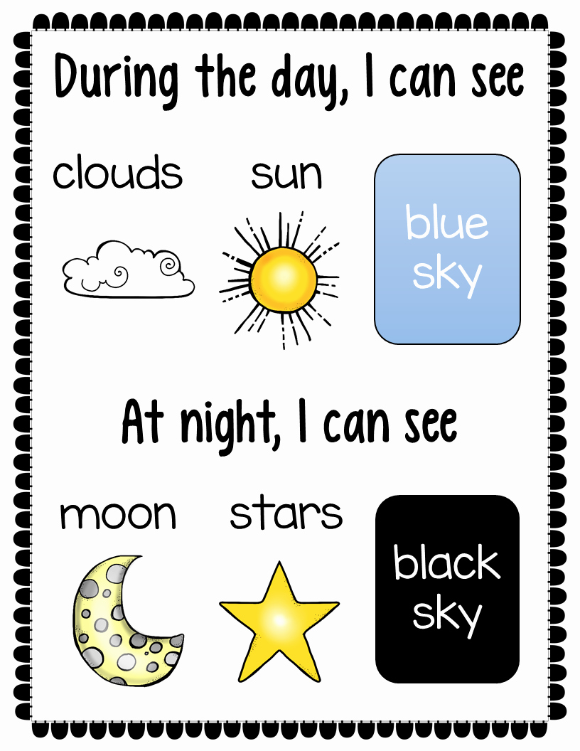 Day and Night Worksheet Fresh Day and Night sorting Activity Freebie the Super Teacher