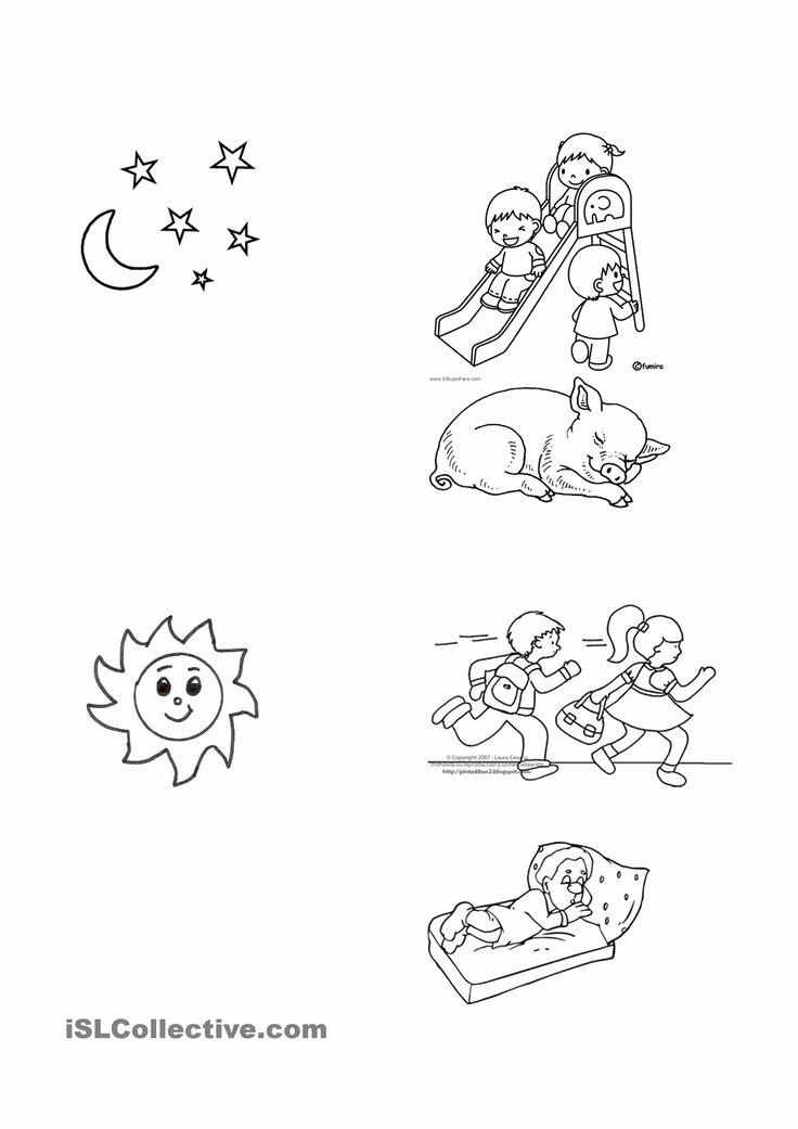 Day And Night Worksheet Lovely Day And Night Sky Picture Sort Venn Diagram By Porter S