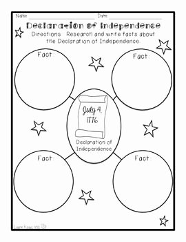 Declaration Of Independence Worksheet Beautiful Pinterest • the World's Catalog Of Ideas