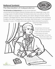 Declaration Of Independence Worksheet Fresh 1000 Images About Ben Franklin On Pinterest