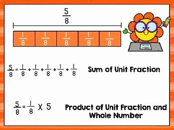 Decomposing Fractions 4th Grade Worksheet Beautiful De Posing Fractions and Mixed Numbers Into Unit and Non