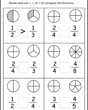 Decomposing Fractions 4th Grade Worksheet Beautiful Fourth Grade Fractions Worksheets Worksheet Mogenk Paper