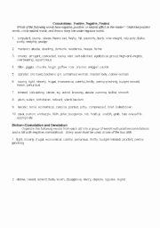 Denotation and Connotation Worksheet Inspirational English Worksheets Connotations and Denotations Worksheet
