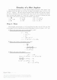 Density Worksheet Answer Key New Word Problem Exercises Science Density Problems â