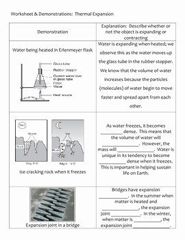 Density Worksheet Middle School Awesome Middle School Physical Science Worksheet Heat Density