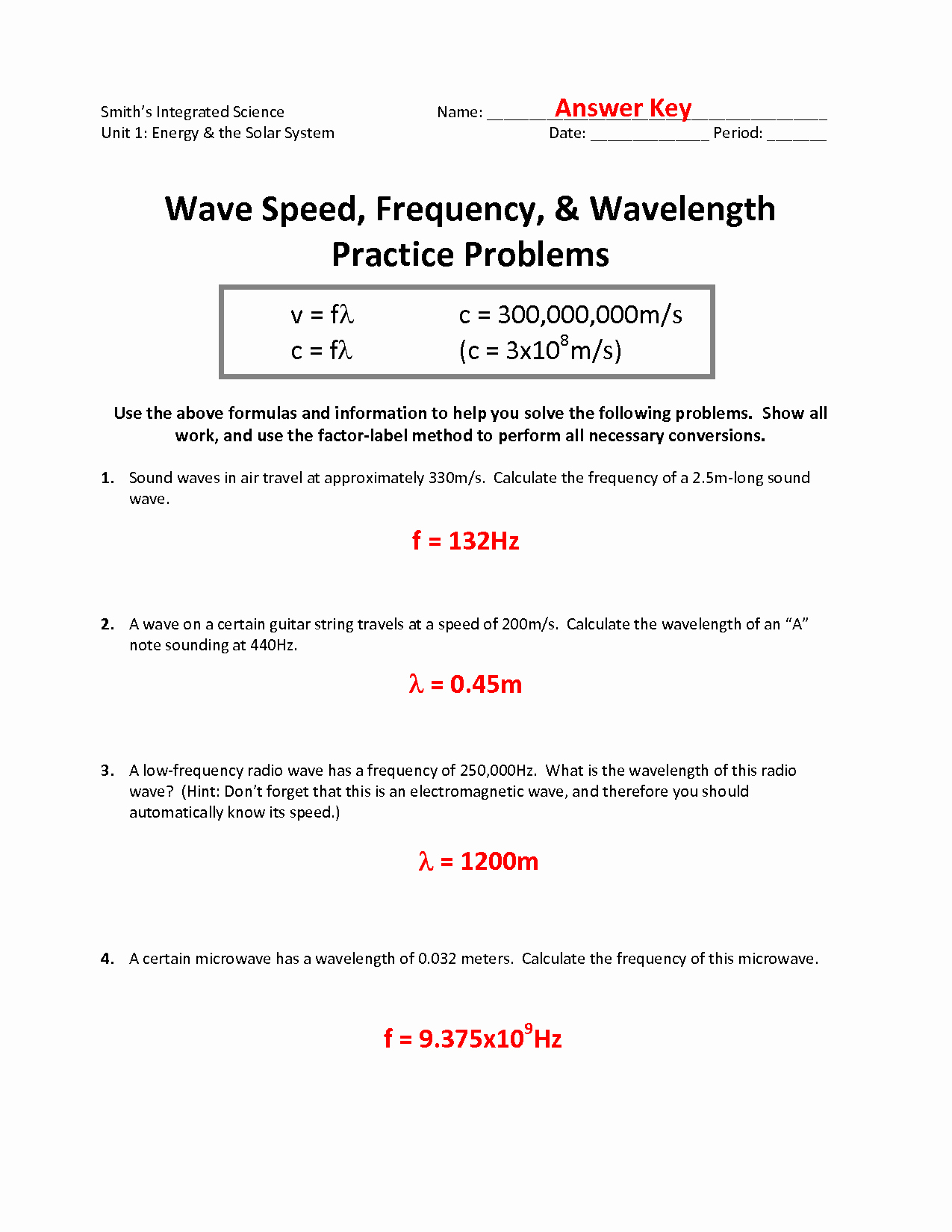 Determining Speed Velocity Worksheet Answers Beautiful 17 Best Of Speed formula Worksheet Speed and