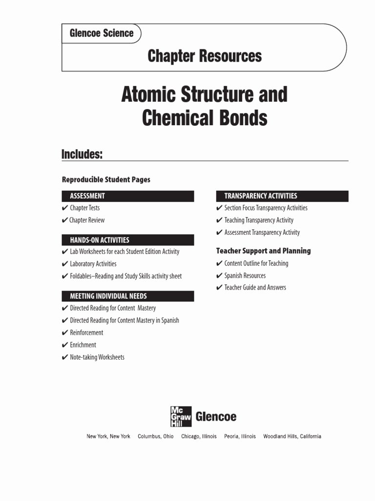 Development Of atomic theory Worksheet Fresh Skills Worksheet Concept Review Section the Development