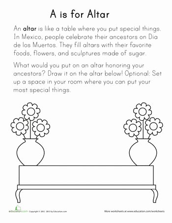 Dia De Los Muertos Worksheet Lovely 17 Best Images About Dia De Los Muertos On Pinterest
