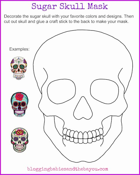 Dia De Los Muertos Worksheet Unique Bilingual Dia De Los Muertos Day Of the Dead Printable