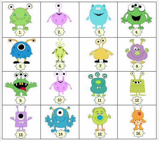 Dichotomous Key Worksheet Pdf Elegant the Dichotomous Key Of Friendly Aliens with Guide How to