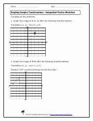 Dilations and Scale Factor Worksheet Luxury Dilations and Scale Factors Independent Practice Worksheet