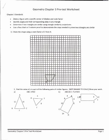 Dilations Translations Worksheet Answers Awesome Dilations Translations Worksheet Kenwood
