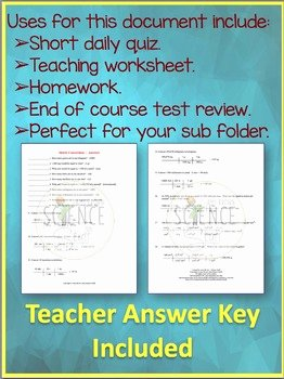 Dimensional Analysis Practice Worksheet Fresh Metric System and Dimensional Analysis Practice Problem