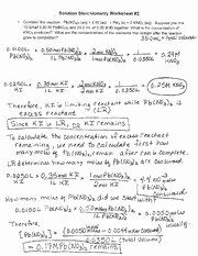 Dimensional Analysis Worksheet Key Unique 13 Best Of Chemistry Stoichiometry Worksheet Answer