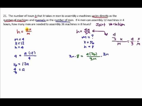 Direct Variation Word Problems Worksheet Elegant Algebra 2 8 1 Joint Variation Worksheet Problems
