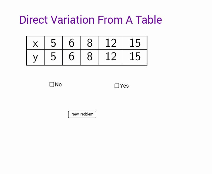 Direct Variation Worksheet with Answers Beautiful Direct Variation Worksheet